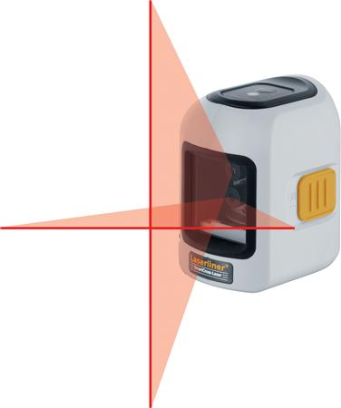 Laseraftekenapparaat