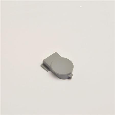Attema blindschuif AK2-S grijs RAL 7037 voor 3950