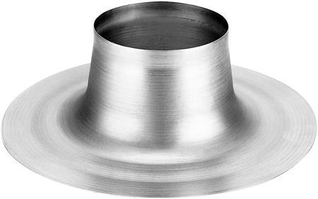 Burgerhout aluminium plakplaat  bur80/vent125