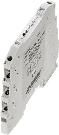 Conta-Clip, DC/DC converter 15-65VDC naar 10VDC.