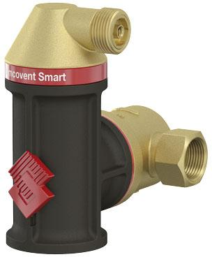 Flamco 30002 Flamcovent Smart 22mm (horizontaal - verticaal)