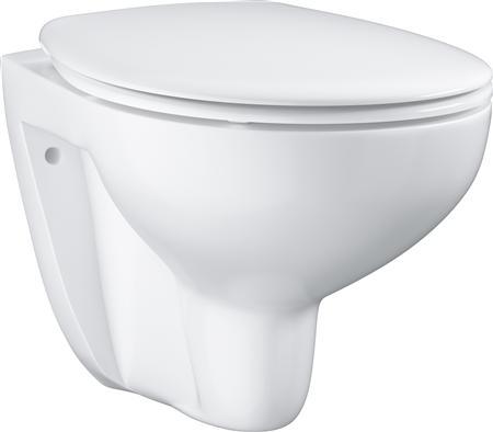 Grohe Bau hangend toilet met softclose