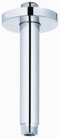 Grohe Rainshower planfond-arm 150mm chroom