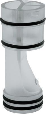 Grohe waterdoorvoertbv. Aquadimmer thermostaat