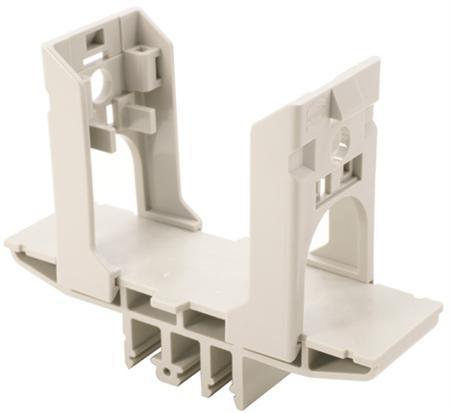 Montage beugel voor binnenwerk - DIN-rail montage - instelbaar - type 6/24 voor Han 6B, 10B, enz.