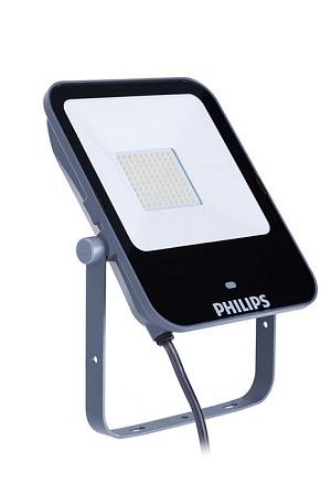 Philips Ledinaire schijnwerper maxi floodlight LED 20W/3000K, 2000lm, CRI>80, stralingshoek 100°, 35.000uur, IP65