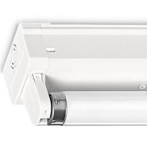 Norton LES 1X1200 montagebalk LED, G13, 1xIP20, (lxbxh) 1226x55x40mm, wit
