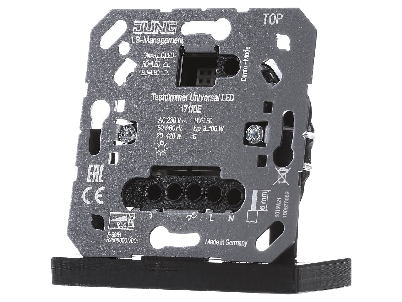 Jung dimmer LB management 1711DE