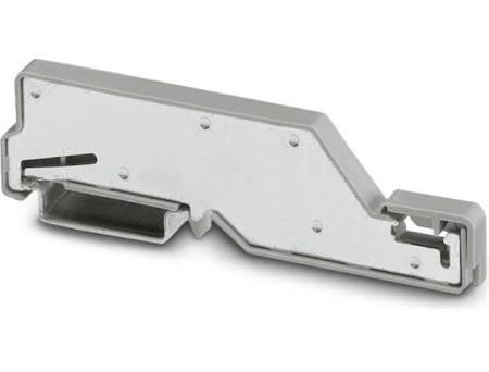 Phoenix Contact ondersteuningsblok, voor montage op de NS 35/7,5-montagerail, voor 10x3 mm-verzamelrails