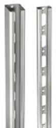 Flamco 50030 rail R1 - RVS 2m p/m