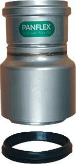 Panflex ROAX topadapter 80mm