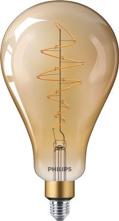 Philips LED classic-giant 40W E27 A160 GOLD DIM