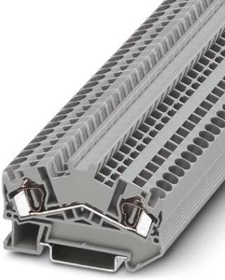 Phoenix Contact aansluitklem, aansluitmethode: veerdrukaansluiting, doorsnede:0,08 mm2 - 6 mm2