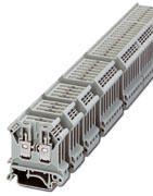 Phoenix Contact basisklemmenblok met eindplaat, voor de stekers ST-REL..., ST-OV... en ST-OE..., 3-polig