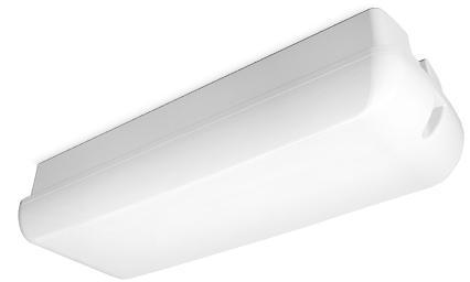 Prolumia industrie- buitenverlichting LED Pro-Portal 6W, warm wit, 3000K, met microwave sensor