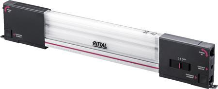 Rittal SZ systeemverlichting LED, 100-240V, B=437mm, 900 lumen, zonder aansluitkabel, RAL7016