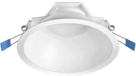 Norton EDW 83 D150 GST LED Downlight 21W/3000K, 1900lm, CRI80-89, breedstralend 40-80°, 50.000uur, wit, IP44, IK07, hoogte 85mm