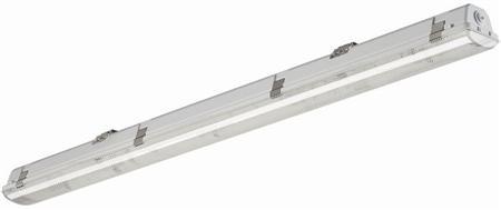 Sylvania Start Waterproof LED 22W 2500LM 1200MM S 4000K, IK08, IP65, enkele  behuizing