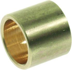 VSH Soldeerfitting, messing, soldeer ring 12 x 11mm (insteek x soldeer)