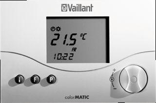 Vaillant Calormatic 360 Thermostaat (NL).