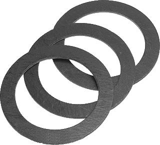 Brugman DIN Ledenradiator, type Classic Line. Toebehoren: Pakkingring 5/4