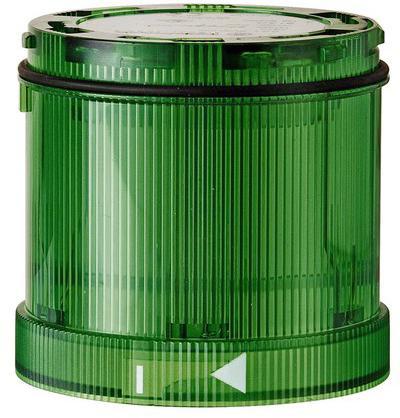 Werma lichtelement 24VAC/DC continu led, groen