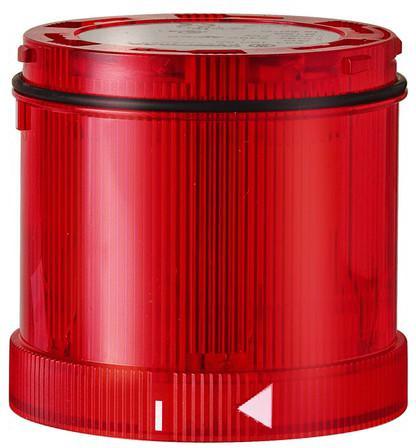 Werma lichtelement 24VAC/DC continu led, rood