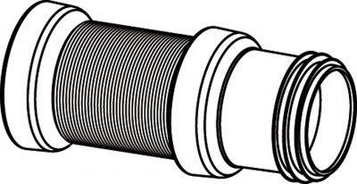 Wisa Flexifon buis 2 x 110mm