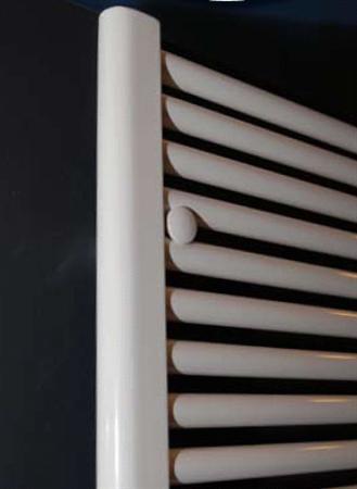 Veraline Economy Handdoekradiator.Veraline Economy Handdoekradiator 1172x600mm Wit Ral9016